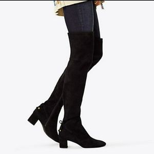🔥NWT🔥 Tory Burch Laila Over the Knee Boots
